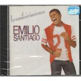 Emilio Santiago   Cd Brasileiríssimas   1976   Lacrado
