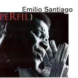 Emílio Santiago Perfil   Cd Mpb