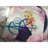 Emily Osment Primeiro Álbum Fight Or Flight Autografado