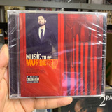 Eminem   Music To Be Murdered By Cd Importado Pronta Entrega