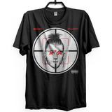 Eminem Camiseta Killshot Machine Gun Kelly Mgk Diss Rapper