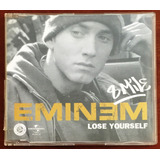 Eminem Cd Single Lose Yourself Promo Nacional Novo