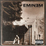 Eminem The Marshall Mathers Lp Importado Cd Novo