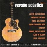 Emmerson Nogueira Versão Acústica   Cd Rock
