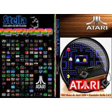 Emulador Atari Com Todos Os Jogos Para Pc