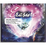 Erasure   Light At The End Of The World Cd Deluxe 2 Bonus Tr