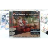 Erasure Cowboy Lacrado Cd Novo Original