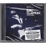 Eric Clapton   Life In 12 Bars Cd Duplo Novo Lacrado 2018