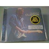 Eric Clapton Cream Of Clapton Cd Lacrado Remast U s a Import