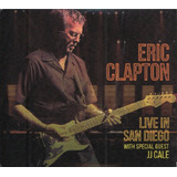 Eric Clapton Live In San Diego   2 Cds Rock