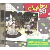 Escola Samba Unidos Do Peruche X 9 Paulistana Cd Carnaval Sp