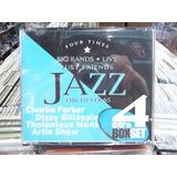 Essential Jazz Live Big Band Orchestras Just Friend Box 4 Cd