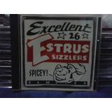 Estrus Sizzlers Sampler Cd Nomads Quadrajet 1 4 5s