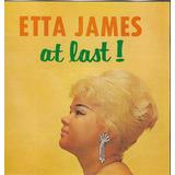 Etta James   At Last   Cd   Curtir