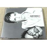 Eurythmics Cd Single I Saved The World Today Promo Novo