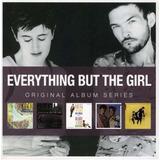 Everything But The Girl Original Album Series Lacrado 5 Cds