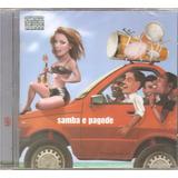 Exaltasamba Os Travessos Imaginasamba   Cd Samba E Pagode 9