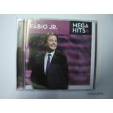 Fábio Jr Mega Hits Cd Novo Original Lacrado