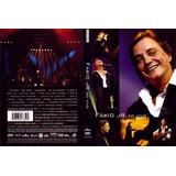Fabio Junior Ao Vivo Dvd Original Lacrado