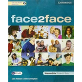 Face2face Intermediate   Student Book With Cd rom   Cambridg