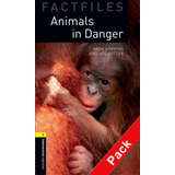 Factfiles   Animals In Danger   Level 1   Acompanha Cd Pack