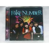 Fake Number Fake Number   Cd Autointitulado