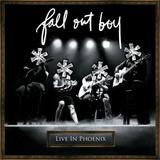 Fall Out Boy Live In Phoenix   Cd Rock
