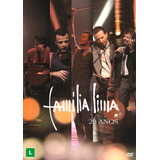 Família Lima   20 Anos   Dvd