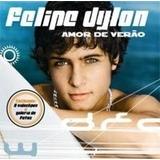 Felipe Dylon Um Amor De Verão Cd