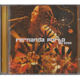 Fernanda Porto   Cd Ao Vivo   2006