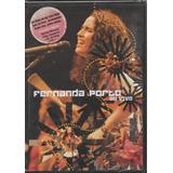 Fernanda Porto   Dvd Ao Vivo   2006   Lacrado