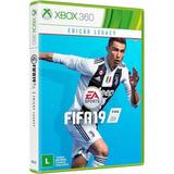 Fifa 19 Xbox 360   Leia A Descrição Não É Cd   Midia Digita