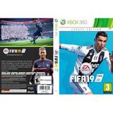 Fifa 19 Xbox 360   Leia A Descrição Não É Cd   Midia Digital