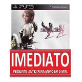 Final Fantasy Xiii 2 Ps3 Psn   Midia Digital