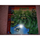 Finch   Galleons Of Passion Mini Lp Japan Remastered Cd