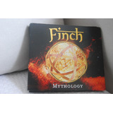 Finch   Mythology Cd Triplo   3 Cds  Edição Limitada