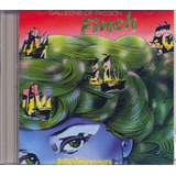 Finch 1977 Galleons Of Passion Cd Edição Limitada Importado
