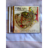 Fiona Apple The Idler Wheel Cd
