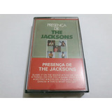 Fita Cassete K7  The Jacksons E Jackson Five   Album Destiny