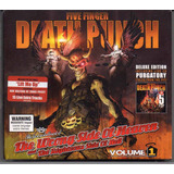 Five Finger Death Punch   Wrong Side Vol 1  Cd Duplo Lacrado