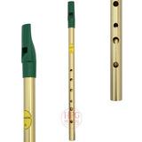 Flauta Irlandesa Original Feadóg Afinação Re D Escovada
