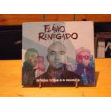 Flavio Renegado Cd Minha Tribo É O Mundo Digipak