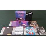 Focus   Box With 07 Titles Japan Mini Lp Shm Cd