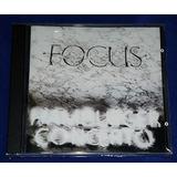 Focus   Hamburger Concerto   Cd   2001   Holanda   Lacrado