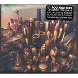 Foo Fighters Cd Sonic Highways Novo Original Digipack Novo