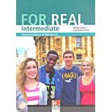 For Real Intermediate   Student s Book With Workbook And Cd