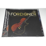 Foreigner   With The 21st Century Symphony Orchestra Cd dvd