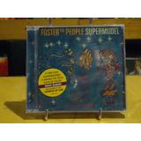 Foster The People Cd Supermodel Indie Rock Alt Folk