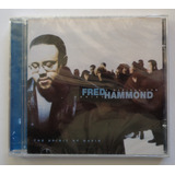 Fred Hammond Cd Nacional Lacrado The Spirit Of David
