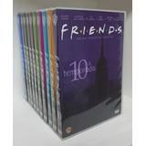 Friends Dublado E Legendado Série Completa (envio Digital)